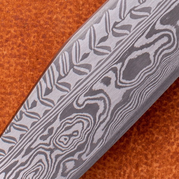 Composite 3 bar Damascus