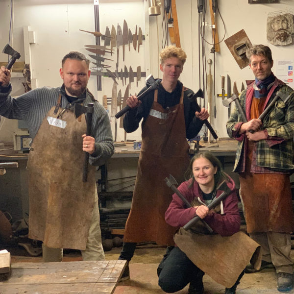 Axe Making Course